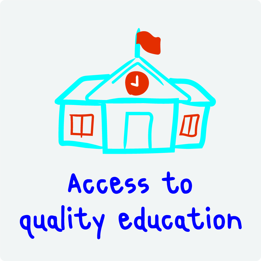 Access to quality education